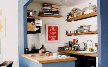 Estilos-decoración-para-cocinas-pequeñas