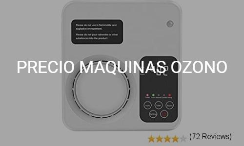 maquinas de ozono coronavirus precio