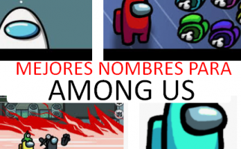 mejores nombres para among us